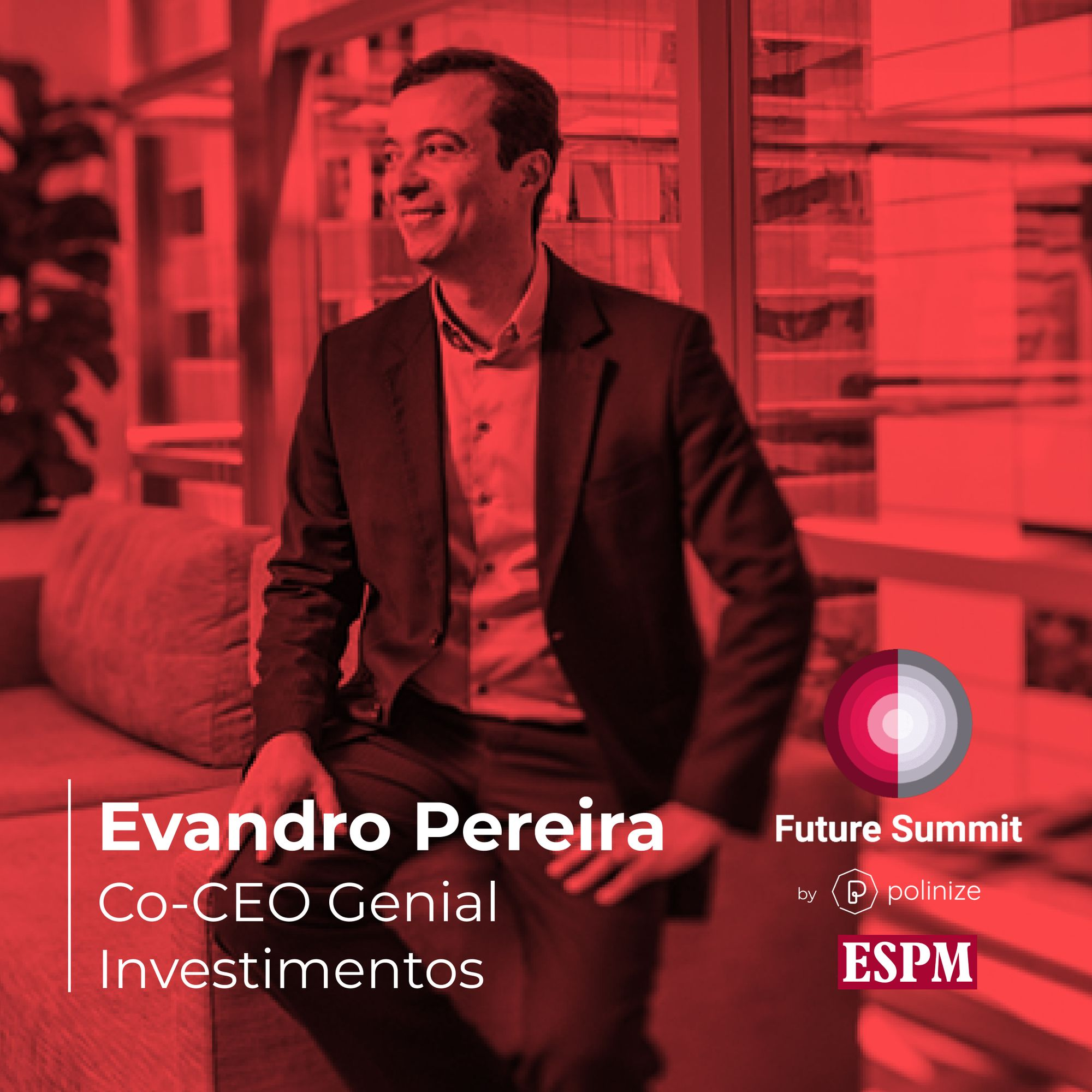 Genial Investimentos debate tecnologia no mercado financeiro durante o Future Summit 2019