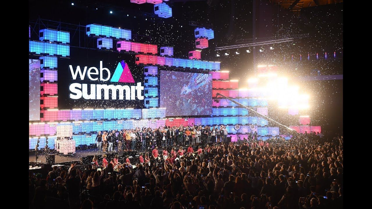 Tradenergy marca presença no Websummit