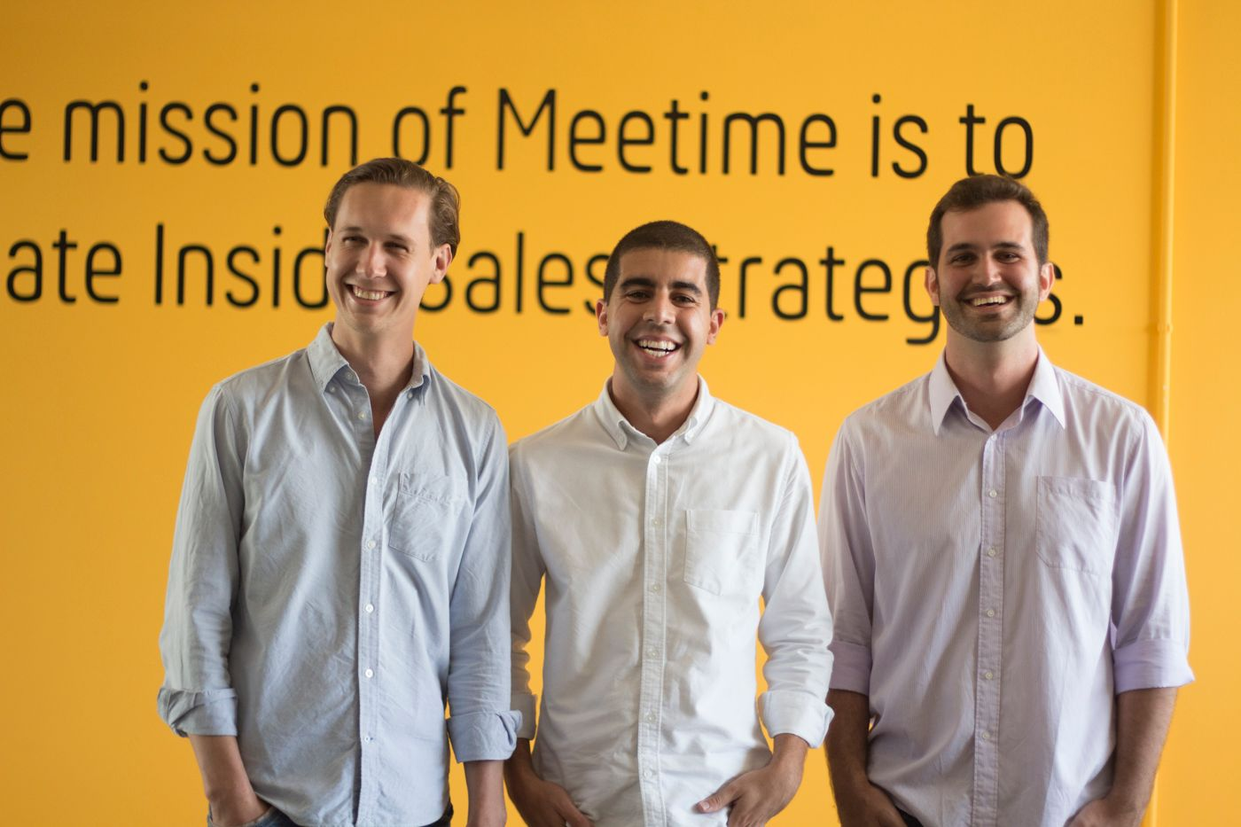 Meetime cria solução de Insides Sales para organizar as vendas de times remotos