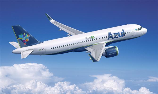 Azul já fez mais de 500 voos com profissionais de saúde durante a pandemia