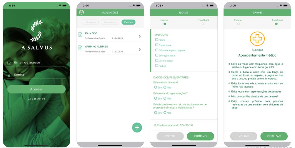 Startup lança app para empresas monitorarem saúde dos colaboradores na retomada aos escritórios