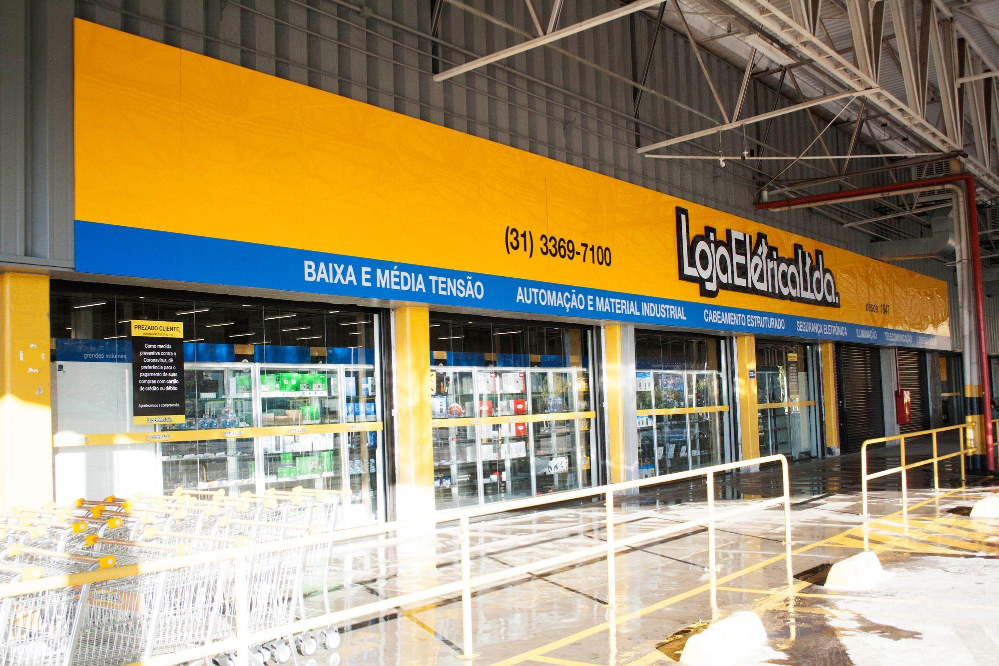 Loja Elétrica inaugura sua maior unidade em Minas Gerais