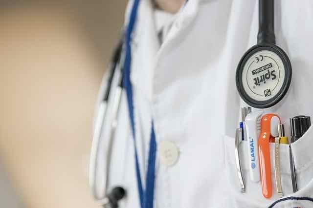 Médico: uma profissão de risco