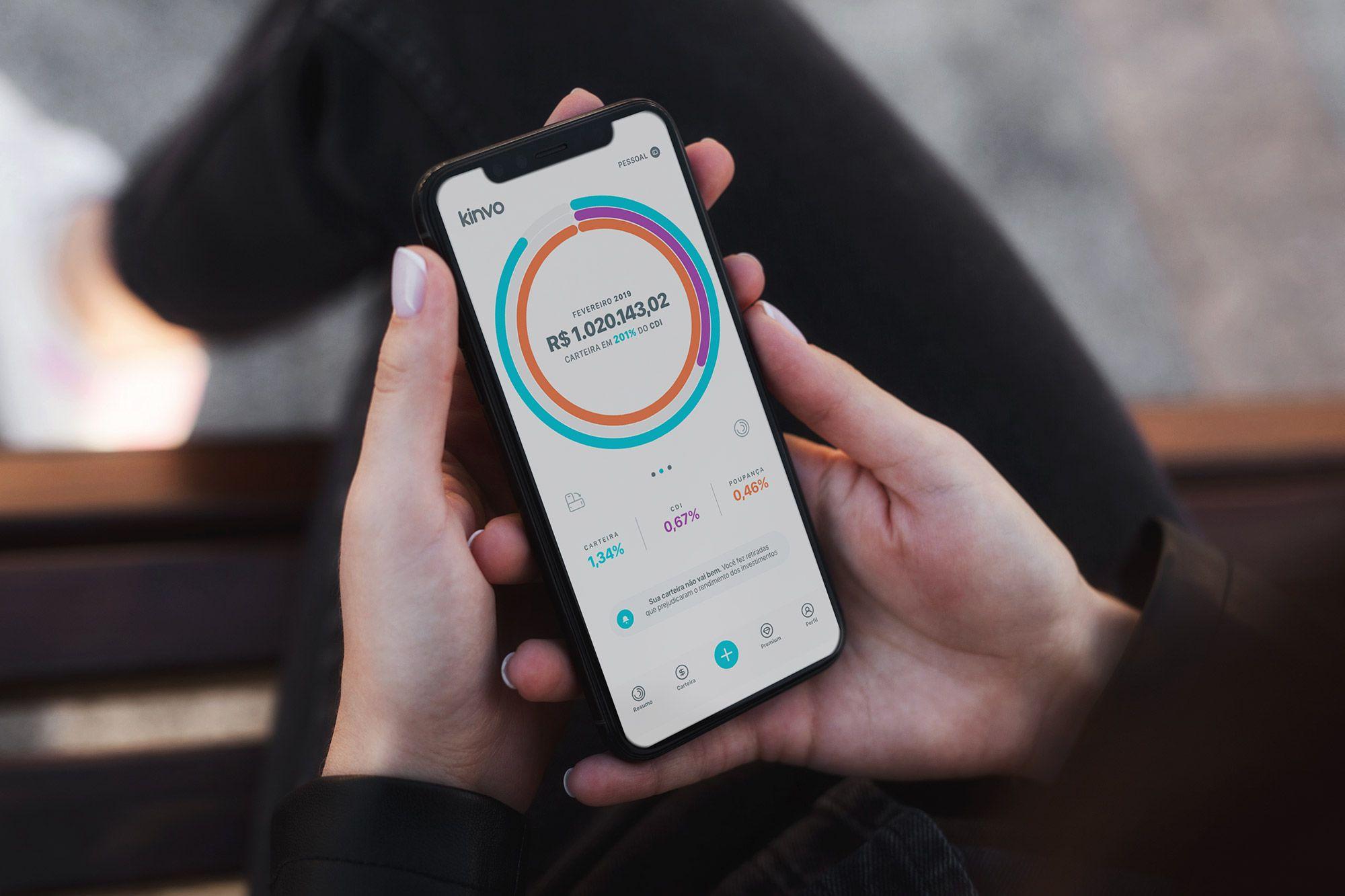 Kinvo lança acompanhamento da B3 ao vivo no app