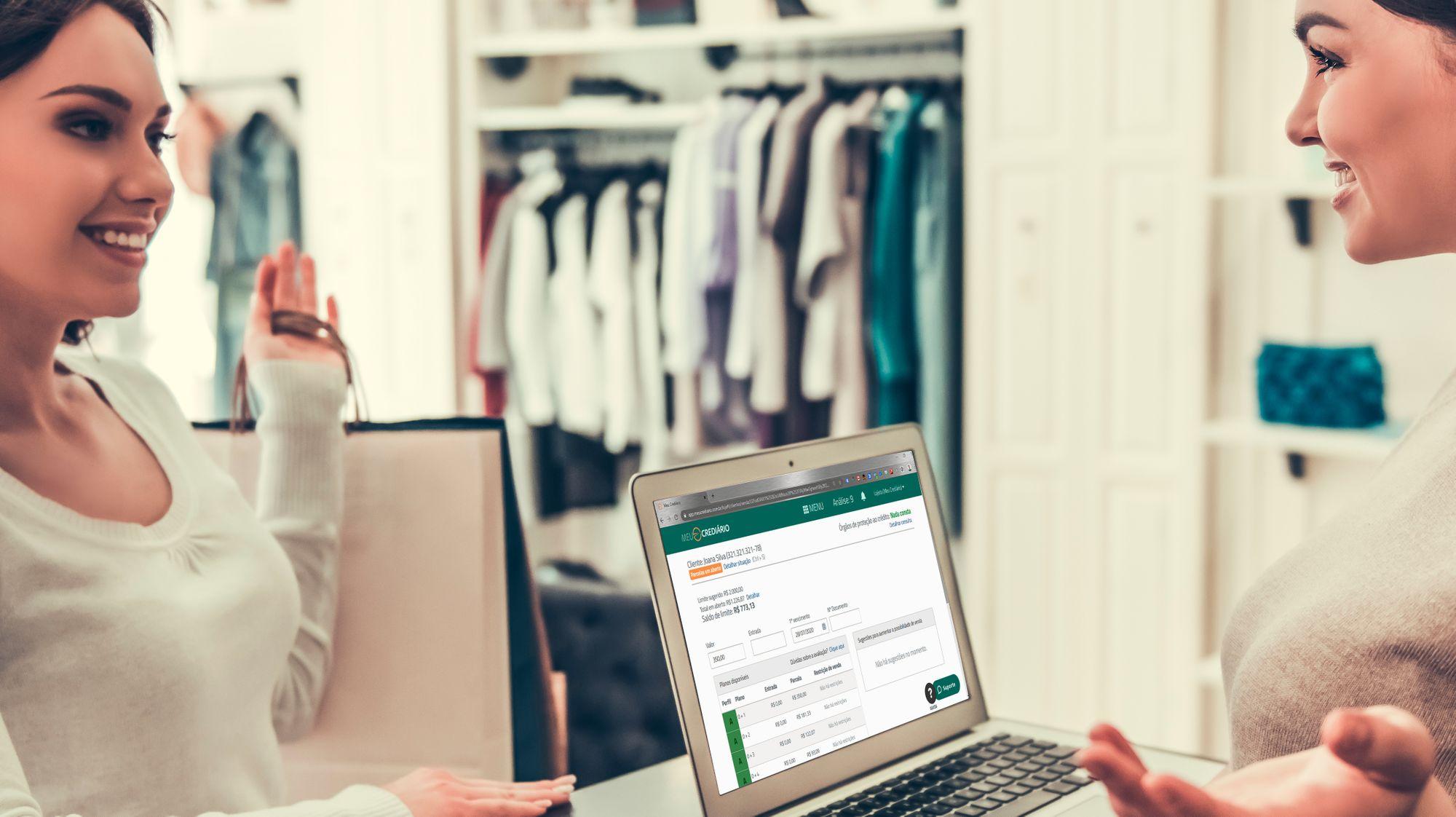 Redes varejistas: Contratação de sistemas de análise de crédito aumenta 110% em 2020