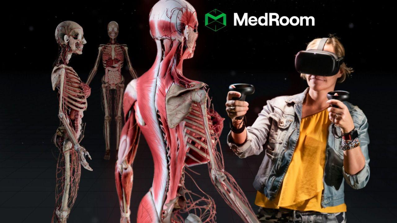 Realidade Virtual coloca estudantes dentro do corpo humano