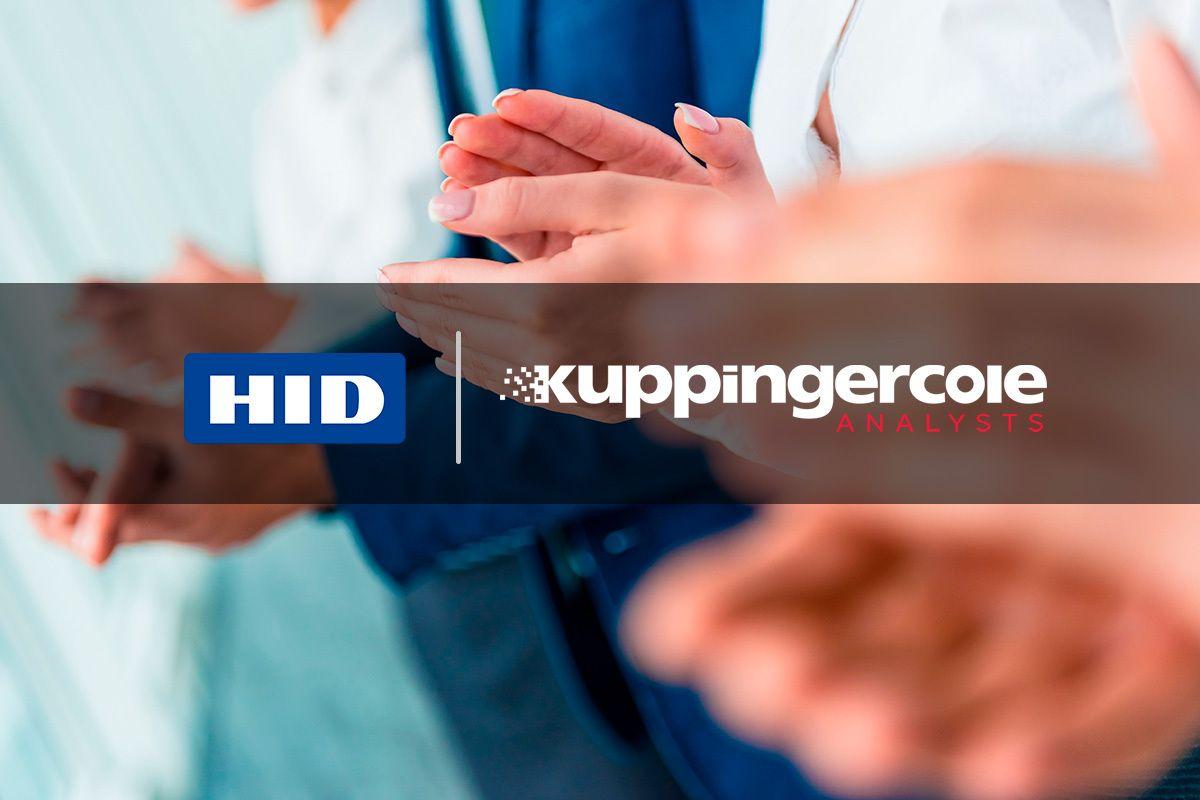 A HID Global é reconhecida como líder em soluções de autenticação corporativa pela KuppingerCole