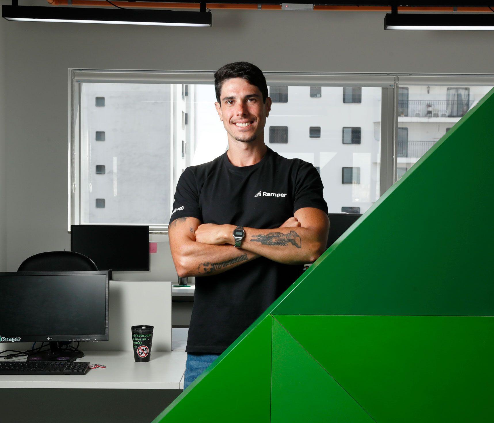 Ramper capta R$ 8 milhões em rodada liderada pela DOMO Invest para digitalizar as vendas B2B