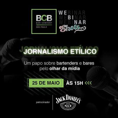 Primeiro BCB Shots de 2021 será uma viagem por duas décadas de jornalismo gastronômico no Brasil