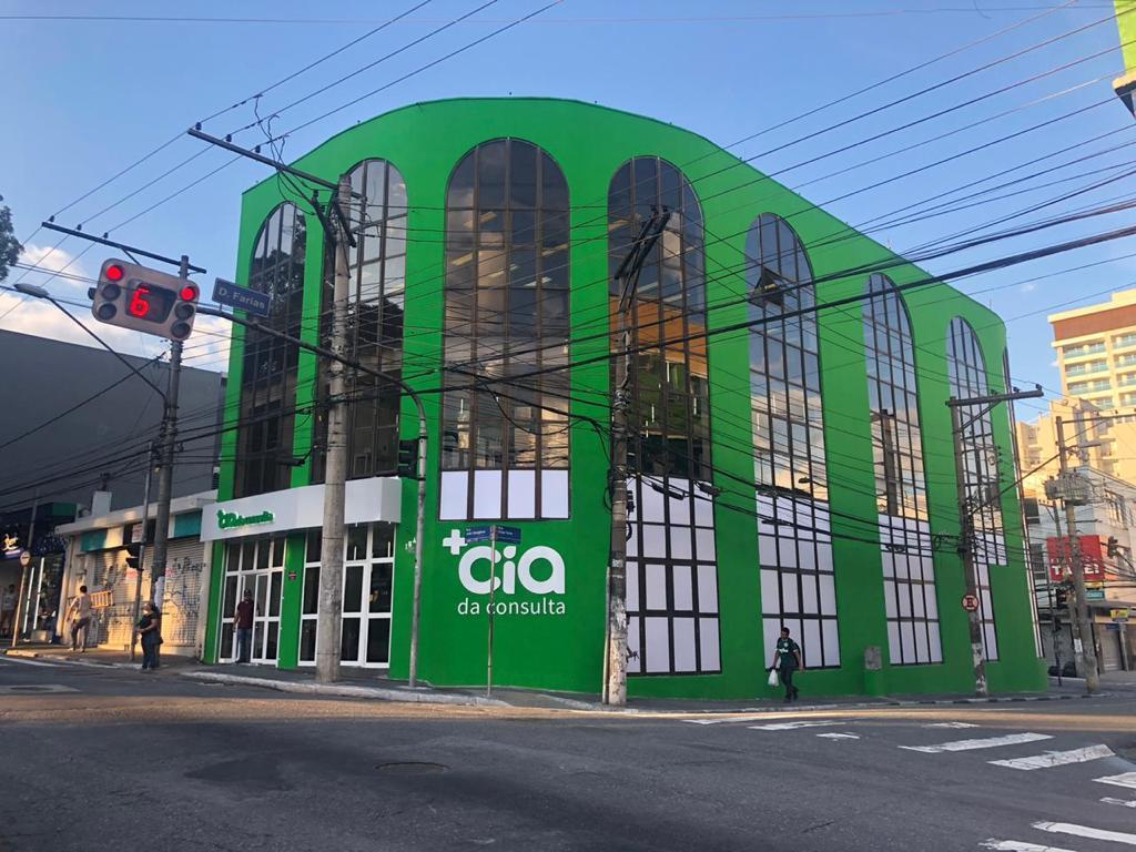 Cia da Consulta reinaugura unidade em Guarulhos