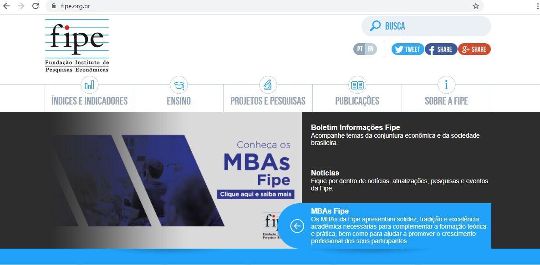 FIPE migra para nuvem pública em busca da melhor experiência para usuários de seu site institucional