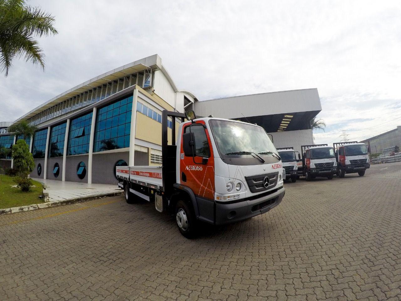 Açotubo investe em novas tecnologias e traz mais agilidade e segurança nas operações de logística