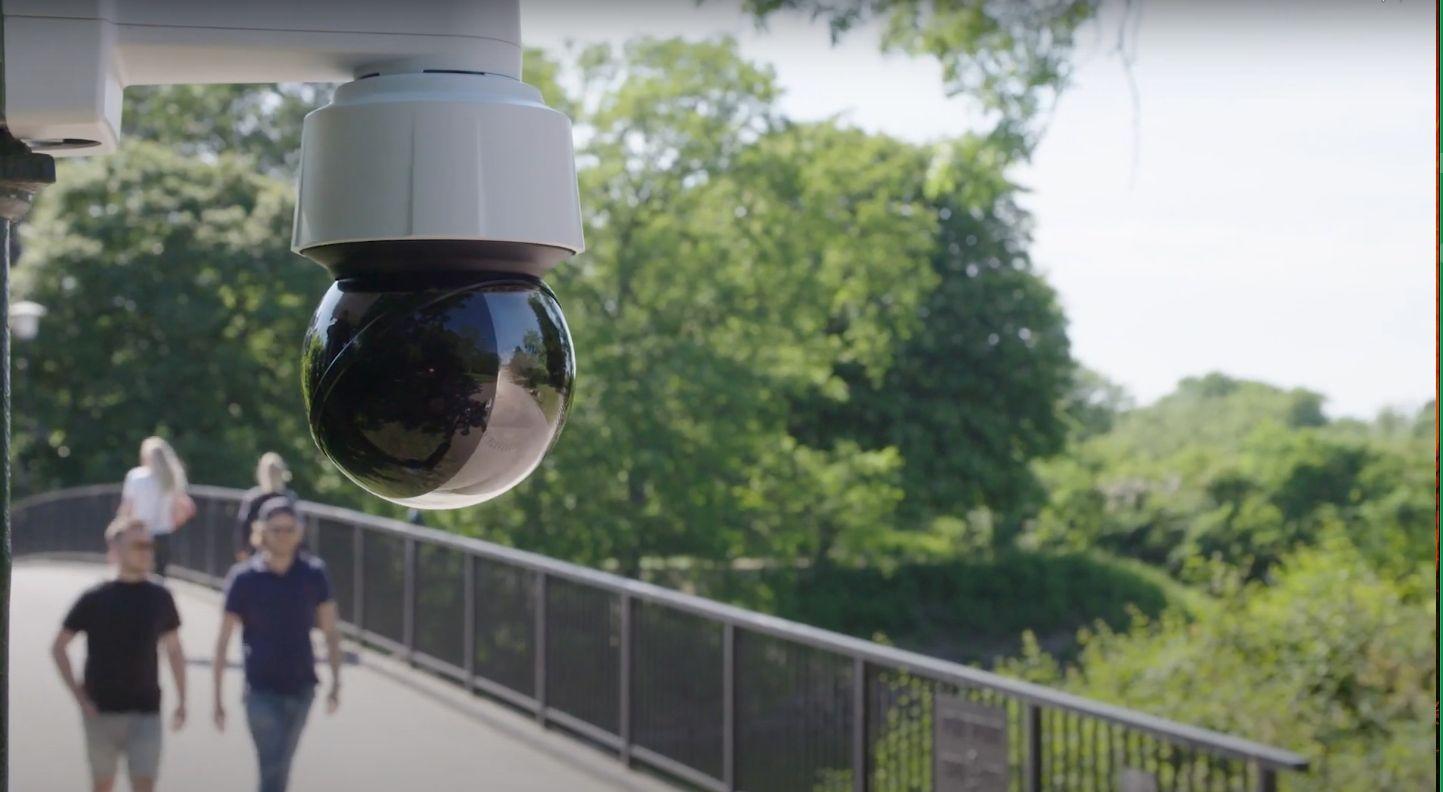 Axis lança câmera que garante proteção avançada contra ciberataques