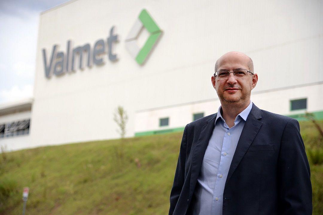 """Diretor da Valmet está entre """"Executivos Mais Admirados"""" de 2021"""