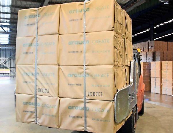 Planta da ARAUCO em Valdívia celebra um ano de produção de celulose têxtil após implementação de nova linha da Valmet